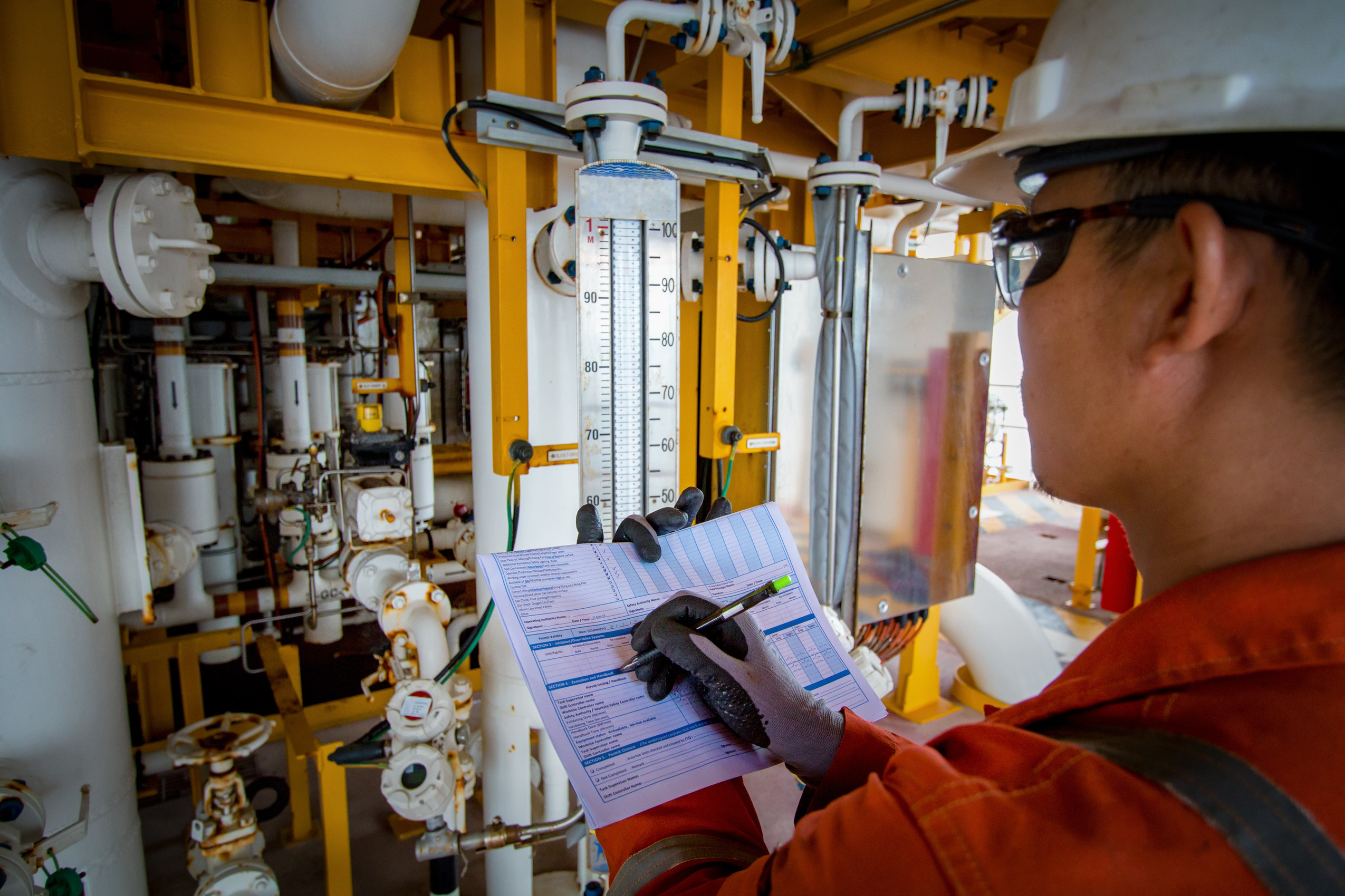 The challenges in 2021 for Oil & Gas maintenance works.