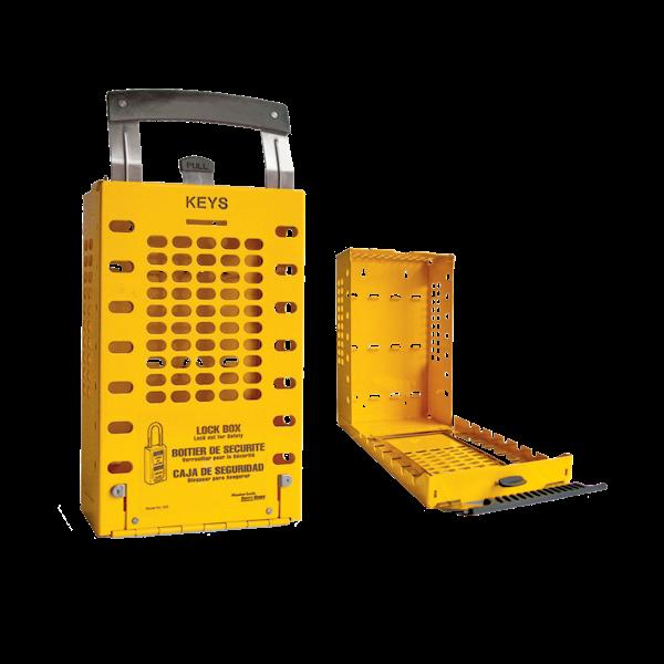 lockout lockboxes