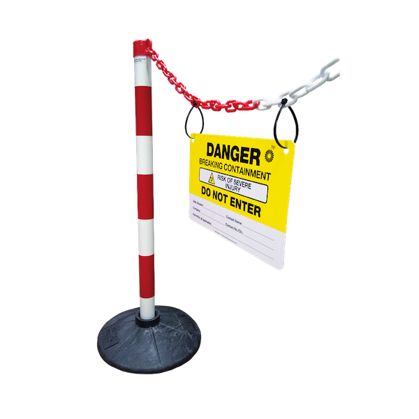 barrier signs