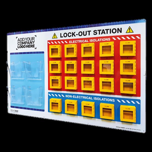 lockout board