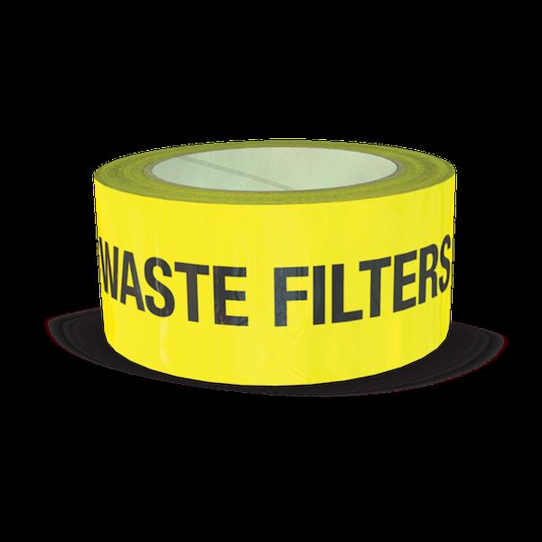 Customised Tape Yellow