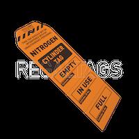 gas cylinder orange