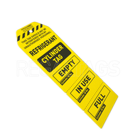 gas cylinder yellow